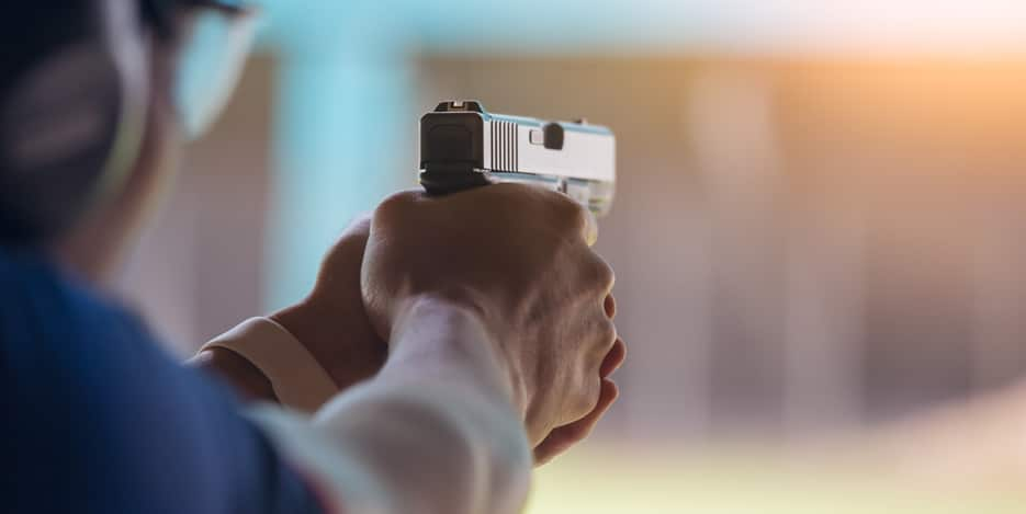Manchester Gun Crime Defense Lawyers